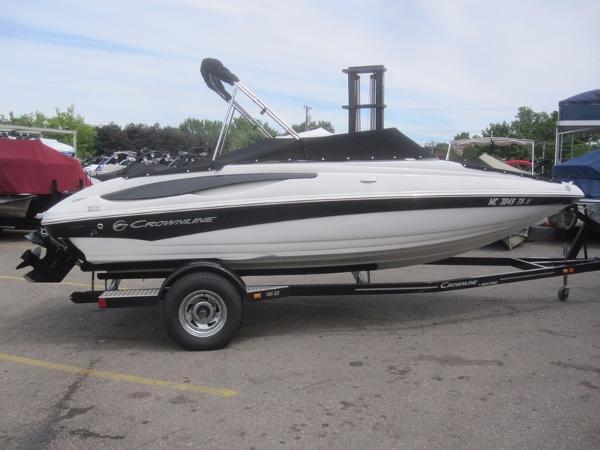 2011 Crownline 195 Ss 20 Foot 2011 Crownline Motor Boat