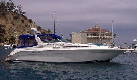 1990 Sea Ray 420 Sundancer Avalon Harbor