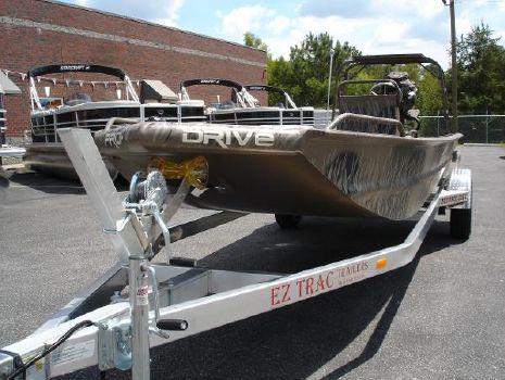 2016 Pro-Drive 18x54 TDX CC Timber Deck