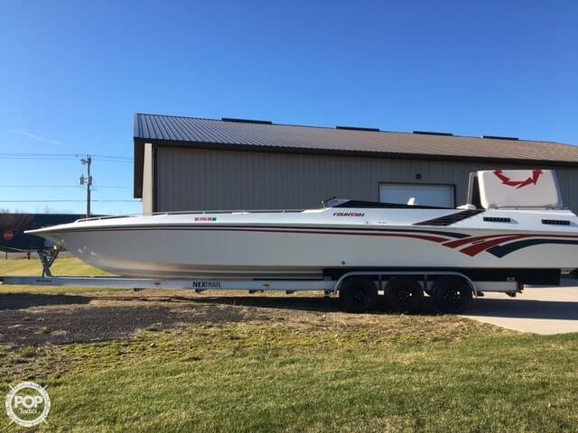 Fountain Boats For Sale >> Used 1986 Fountain 40 Omro Wi 54963 Boat Trader