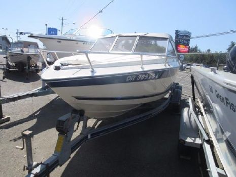 1990 Seaswirl 202 Striper CB
