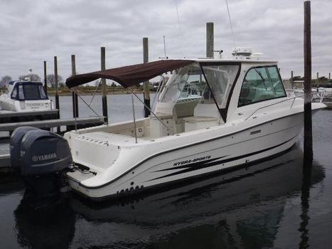 2009 Hydrasports HS3500FVX