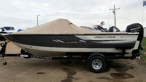 2015 Crestliner 1850 Sportfish