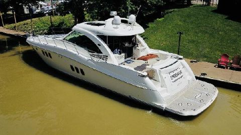 2006 Sea Ray 60 Sundancer
