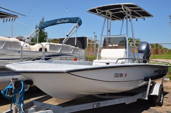 1994 Bayhawk 2045t 20 Foot 1994 Motor Boat In Galveston