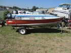 1968 Lund 14' Fishing Boat With A 2009 Yamaha 15 HP 4-Stroke Moto
