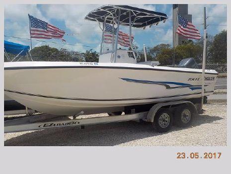 2004 Angler Boats 204 FX