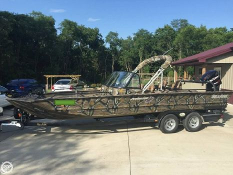 2016 Seaark ProCat 240 2016 Sea Ark Procat 240 for sale in Saint Joseph, MO