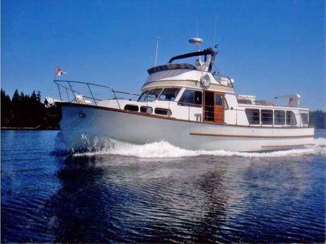 1970 Nordlund 52 Pilothouse Trawler