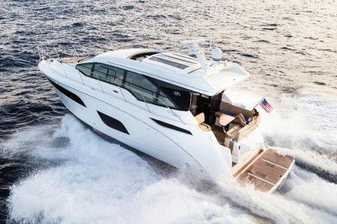 2017 Sea Ray 450 Sundancer - COMING SOON!