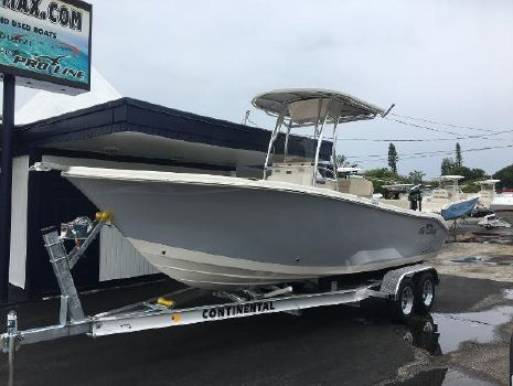 2020 SEA CHASER 22 HFC