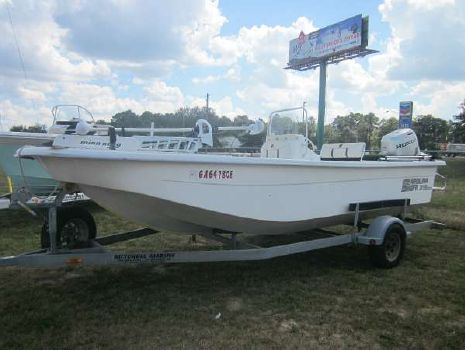2006 Carolina Skiff 218 DLV