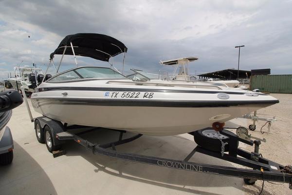 2003 Crownline 202 20 Foot 2003 Motor Boat In Katy Tx