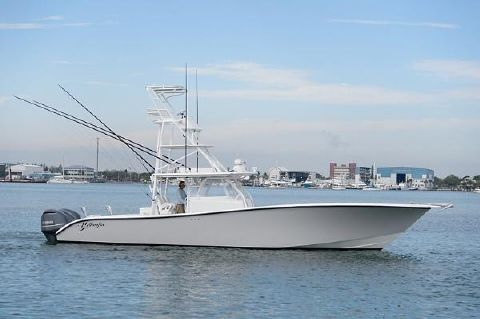 2012 Yellowfin 42 Offshore