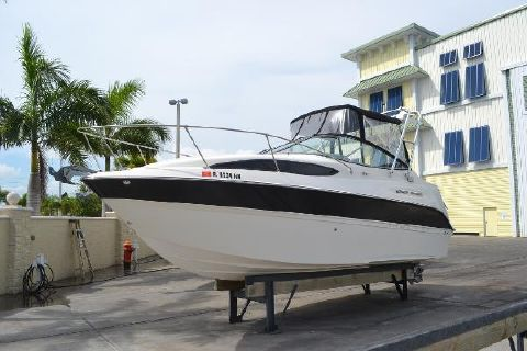 2008 Bayliner 245 Cruiser Profile