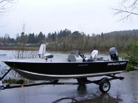 2014 Smoker-craft 160 Pro Camp