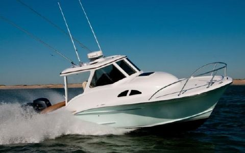 2012 Winter Custom Yachts Express