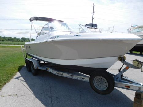 2006 Polar Boats 2100DC
