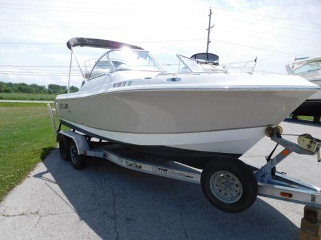 2006 Polar Boats 2100DC