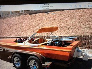 1985 Carrera Boats Jet Boat