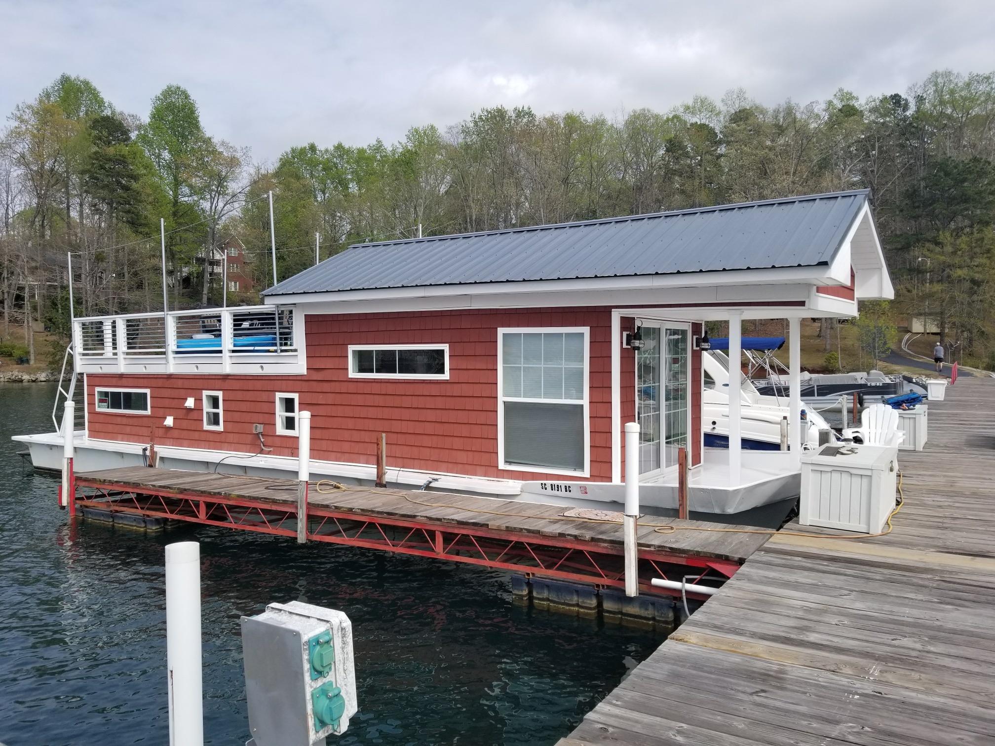 Used 1971 Clipper Houseboat Seneca Sc 29672 Boattradercom
