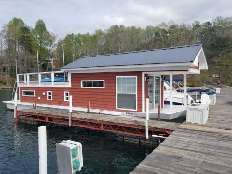 1971 Clipper Houseboat