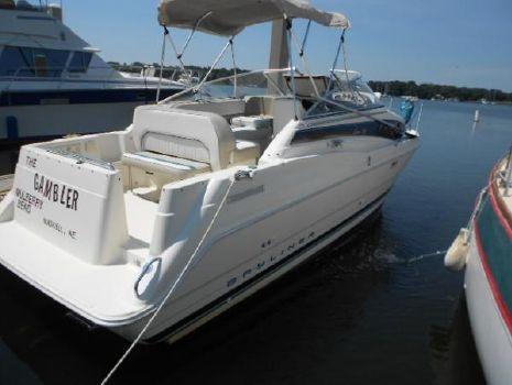 1996 Bayliner 2655 cruiser
