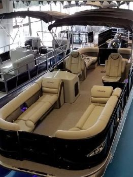 2018 Bentley Pontoons 253 Bentley Elite Admiral