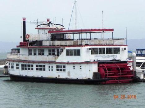 1967 Dubuque Boat & Boiler Co. M/V Spirit of Sacramento