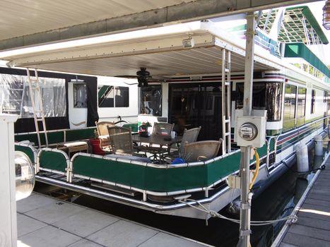 1997 Sumerset Houseboats Custom Widebody