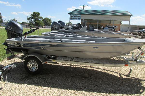 2017 G3 Boats 15 DLX