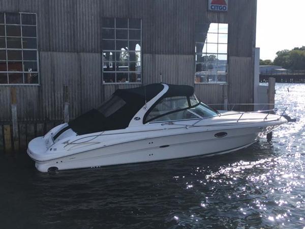 2003 Sea Ray 290SS