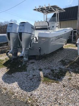 2018 CLEARWATER 2300 Center Console