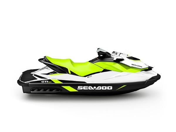 New 2016 Sea-doo Gti 130, Rock Mt., Nc - 27804 - BoatTrader.com