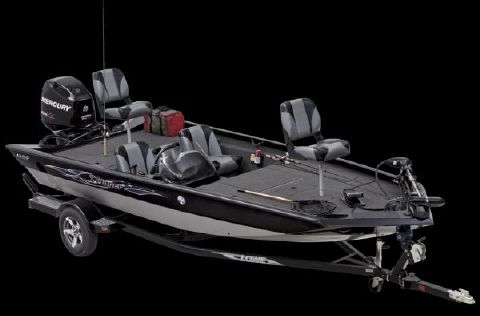 2011 Lowe Stinger 18 HP