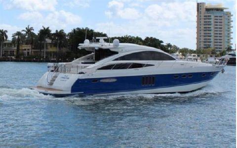 2008 Viking Princess Sport Cruiser V-65