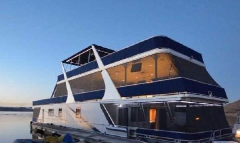 2001 Sumerset Custom  Houseboat