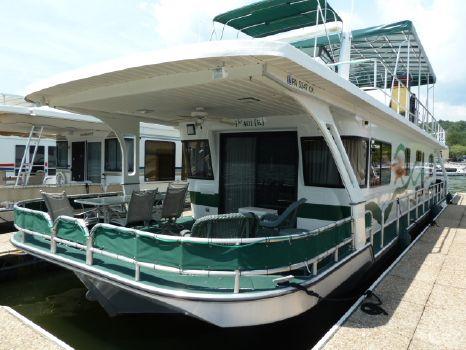 2001 JAMESTOWNER Houseboat 65 x 16