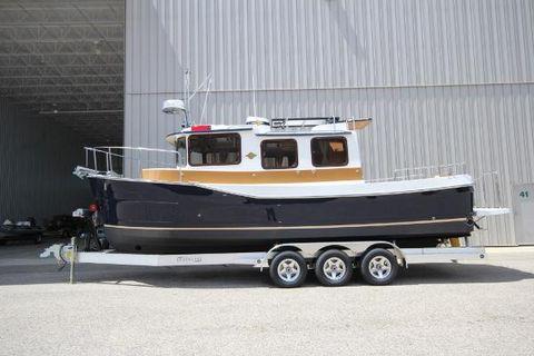 2015 Ranger Tugs R-27  In Stock Demo