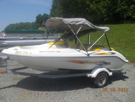 2003 Sea-Doo 16  Speedster