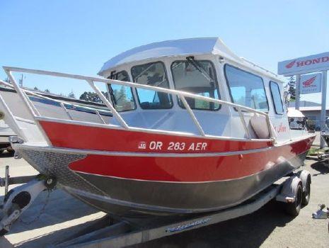 2013 Boulton Powerboats 22' Pilothouse