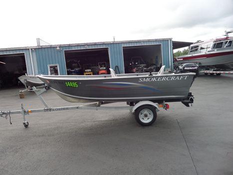 2007 Smoker-craft Alaskan