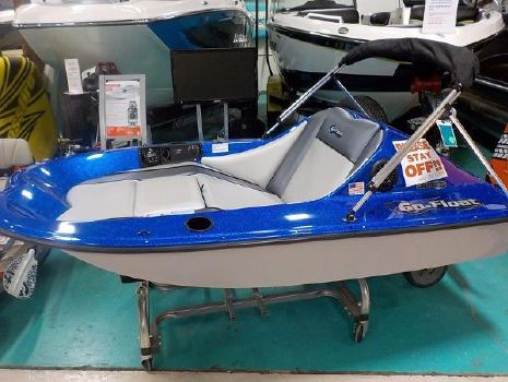 2016 Go Float Electric Boats