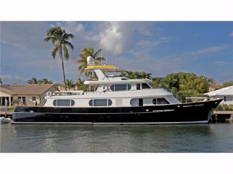 1975 Stephens Expedition Yacht 100' Stephens Expedition Yacht BRAVO