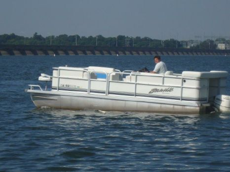 2004 Landau Boat Co Bandit