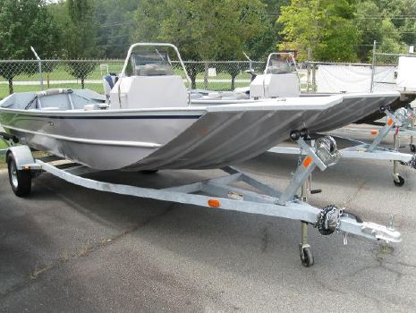 2017 G3 Boats 1860 CCJ Deluxe