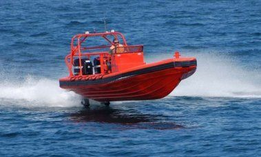 2010 Inflatable Deep V Ocean Going RHIB Military Inflatable