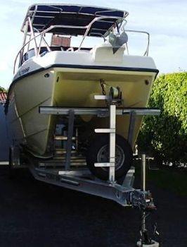 2008 Sea Cat 227 Cabin Cruiser