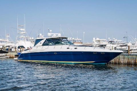 2002 Sea Ray 580 Sundancer