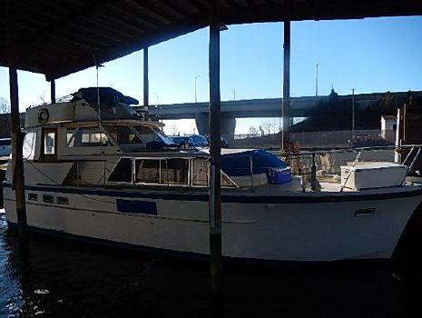 1970 Hatteras Motor Yacht